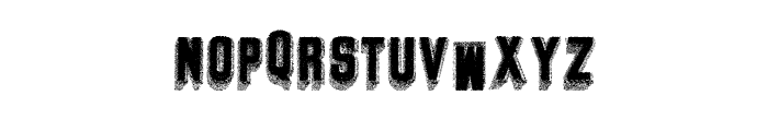 StandardHeader Font LOWERCASE