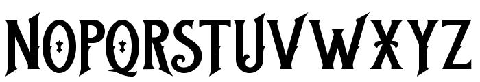 Stanley DEMO Font UPPERCASE