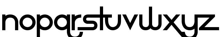 Star Avenue Font UPPERCASE