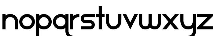 Star Avenue Font LOWERCASE