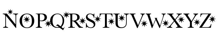 Star Hound Font LOWERCASE
