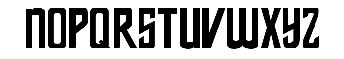 Star-Series Font LOWERCASE
