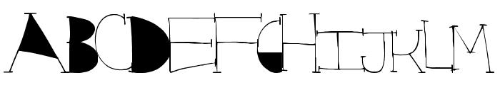 StarRising Font LOWERCASE