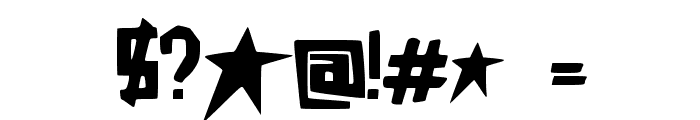 Starcatcher Font OTHER CHARS