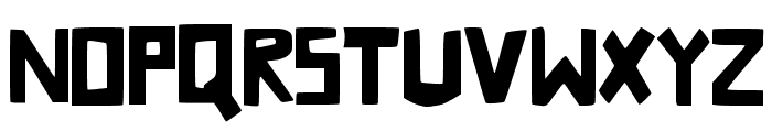 Starcatcher Font UPPERCASE