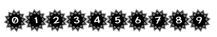 Stargit Ver2 Font OTHER CHARS