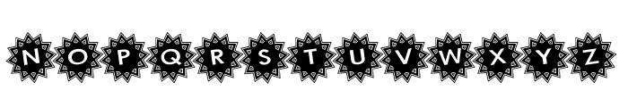 Stargit Ver2 Font UPPERCASE