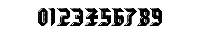 Starsteel Font OTHER CHARS