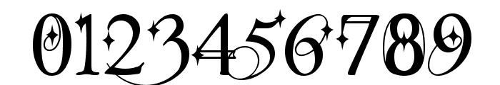 Starstruck Font OTHER CHARS