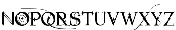 Starstruck Font LOWERCASE