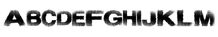 StartMenu Font UPPERCASE