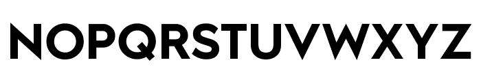 Starz 2016 Font UPPERCASE