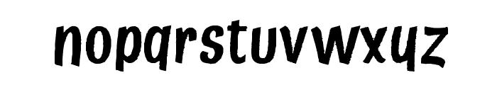 State Bridge Font LOWERCASE