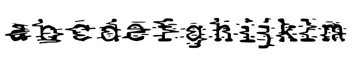 Static Font LOWERCASE