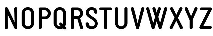 StaticBold Font UPPERCASE