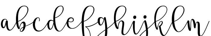 Stea Font LOWERCASE