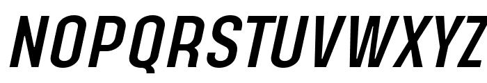 Steagisler Italic Font UPPERCASE