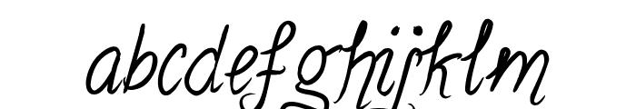 Stealingkissesinthemoonlight Font LOWERCASE