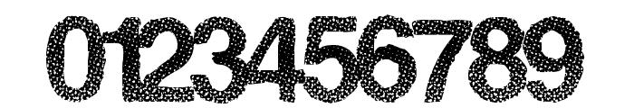 SteamRose Font OTHER CHARS