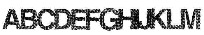 SteamRose Font UPPERCASE