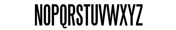 SteelTongs Font UPPERCASE