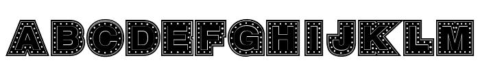 SteelTown Font LOWERCASE