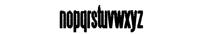 Steelfish Dots Font LOWERCASE