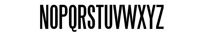 Steelfish Font UPPERCASE