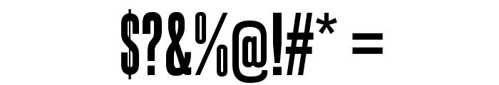 SteelfishEb-Regular Font OTHER CHARS
