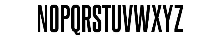 SteelfishRg-Bold Font UPPERCASE