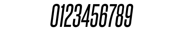 SteelfishRg-Italic Font OTHER CHARS
