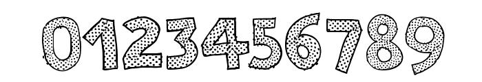 Stefanie Dots Bold Font OTHER CHARS