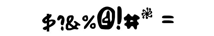 Stefanit Font OTHER CHARS