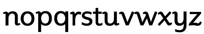 Steinem Unicode Font LOWERCASE