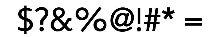 Steinem Font OTHER CHARS