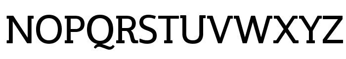 Steinem Font UPPERCASE