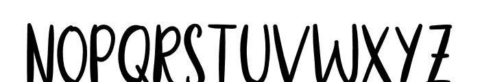 Stella Alpina Cutecaps Font LOWERCASE