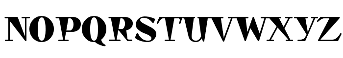 Stella Dallas Font UPPERCASE