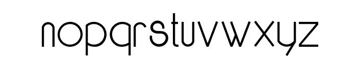 Stella Font LOWERCASE