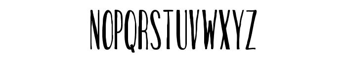 Stem Panini Regular Font UPPERCASE