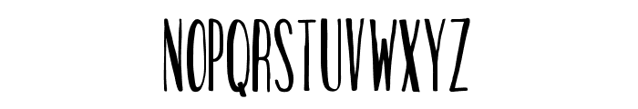 StemPanini-Regular Font LOWERCASE