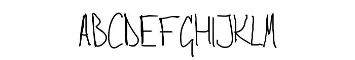 Stephen Normal Font UPPERCASE