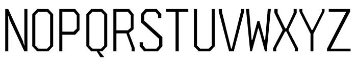 Steps Mono Font UPPERCASE
