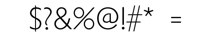 Stewardson Regular Font OTHER CHARS