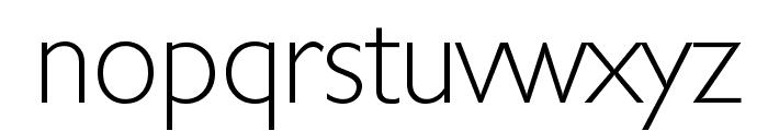 Stewardson Regular Font LOWERCASE