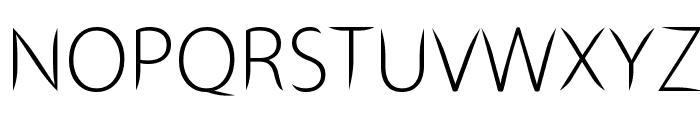Stewart Sans Font UPPERCASE