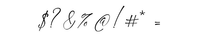 Stifora Font OTHER CHARS