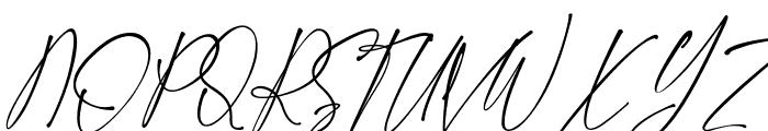 Stifora Font UPPERCASE