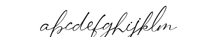 Stifora Font LOWERCASE
