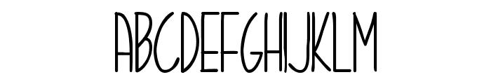 Stigmata Font UPPERCASE